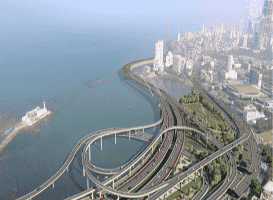 Mumbai's Coastal Road project revs up