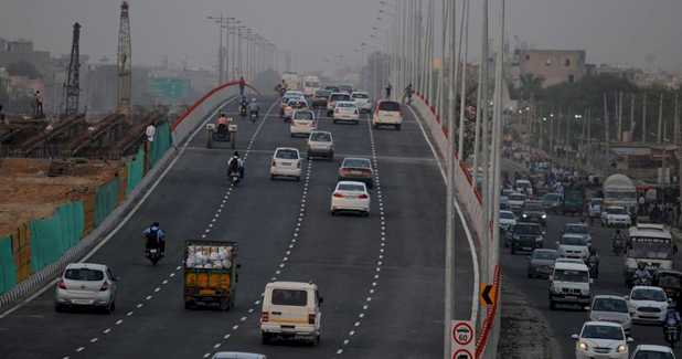 Gurgaon – Basai ROB and bridge on Hero Honda chowk ready for better connectivity