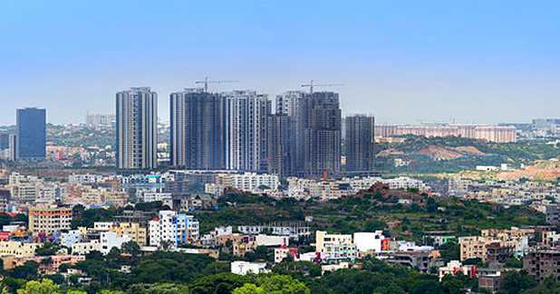 Six Indian cities among top 10 realty investment spots in Asia-Pacific