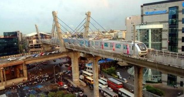 Seven companies bag contracts for Mumbai metro