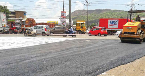 Here's how roads constructed using SMA technology can last 10-15 years