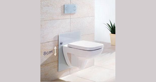 Convenient WCs