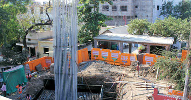 Are TMT rebars used in infrastructure projects quality-checked by construction companies?