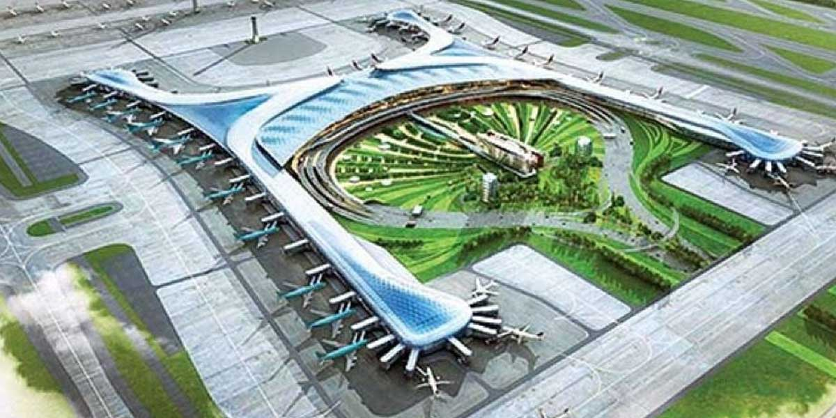 HDFC Bank has entered into an agreement to provide a funding of Rs 500 crore for the upcoming Asia's largest airport, Jewar airport in Greater Noida.