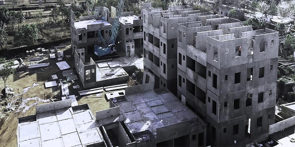 Tekla Structures' Technology Helps Bhubaneswar Development Authority (BDA) Housing Project Flat Owners Get 10% More Carpet Area