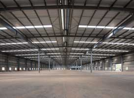 Industrial and logistics parks in the pipeline