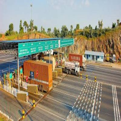 Construction across national highways rebounded to 634 km inMay from just 210 km in April.