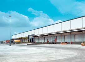Design trends in warehousing spaces