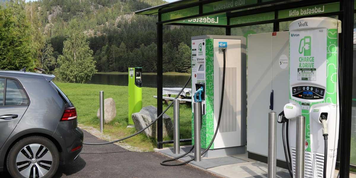Finnish financier to fund EV charging infra company Fortum