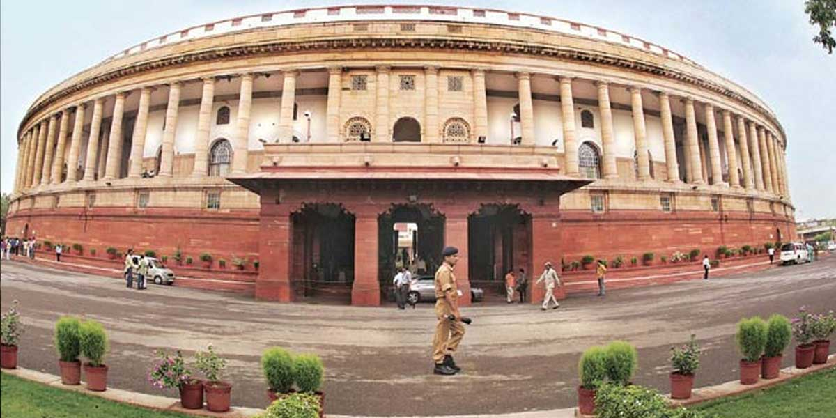 The?new?Parliament?building?will be built on plot number 118 of?Parliament House?State in?New?Delhi.