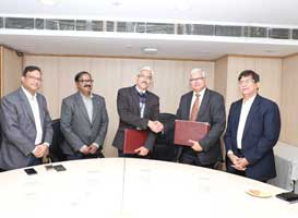 NTPC signs term loan of Rs 50 billion with State Bank of India