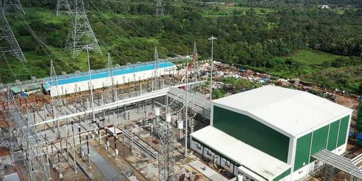 Pagalur- Madakkathara power corridor to be completed in November initiated by the Power Grid Corporation of India