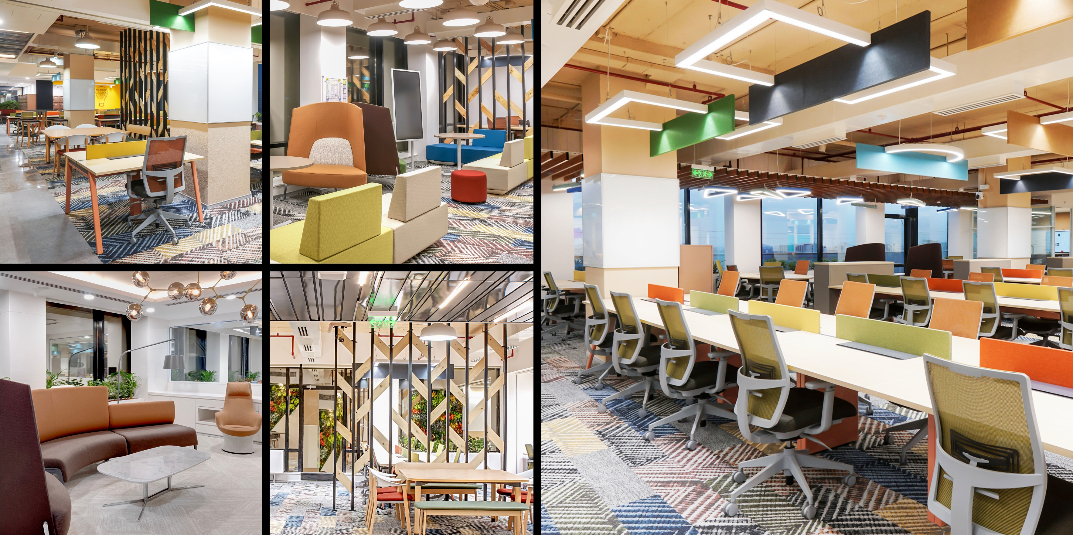 Rarely does a design firm get an opportunity to be truly creative and yet practical. For Architect Vistasp & Associates, this project was the one it had longed for.