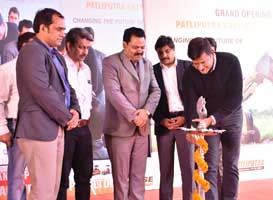 CASE Construction launches dealership facility in Bihar