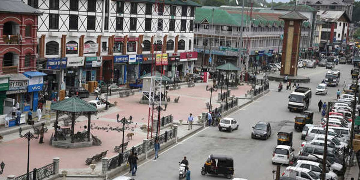 The Development Plan forSrinagarhave beenapprovedand adopted by the Government during the sixth meeting of Srinagar Smart City LTD