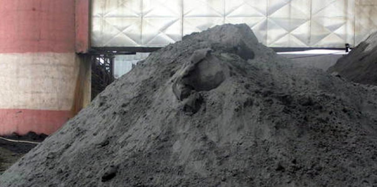 NTPC Ramagundam developed fly ash