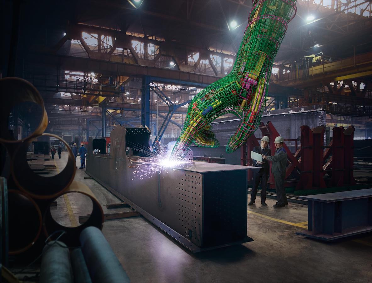 Trimble introduces new BIM process for all metal Buildings