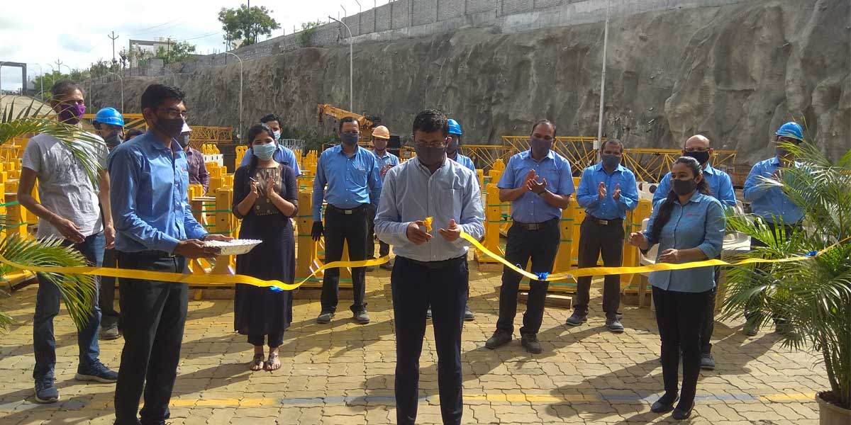 Manitowoc Inagurates New Training Center in Pune