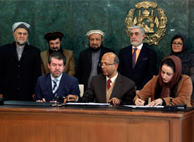 India signs 11 MoUs worth $9.5 million with Afghanistan