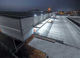 Benefits of the industrial park rating system