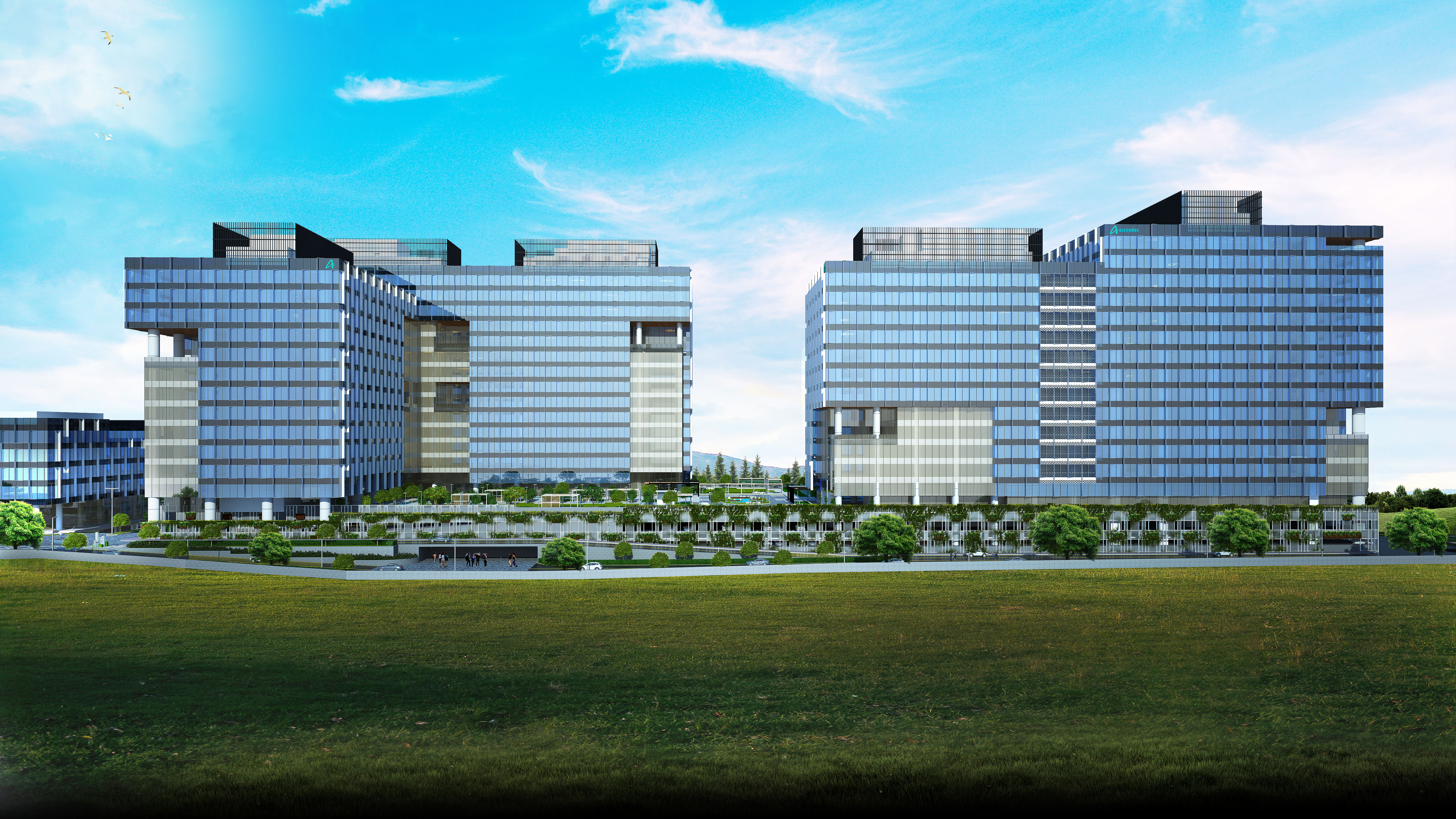 Toshiba Johnson Elevators has secured an order of 62 elevators at the International Tech Park in Pune.