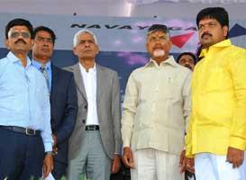 Navayuga Engineering starts development work on Machilipatnam Port