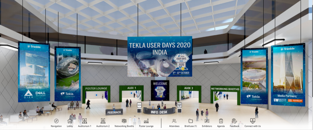 Trimble hosts its first-ever virtual Tekla User Days (TUD) event in India