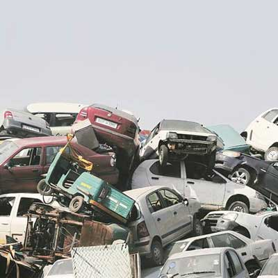 Auto scrappage policy work will be announced soon said by Nitin Gadkari