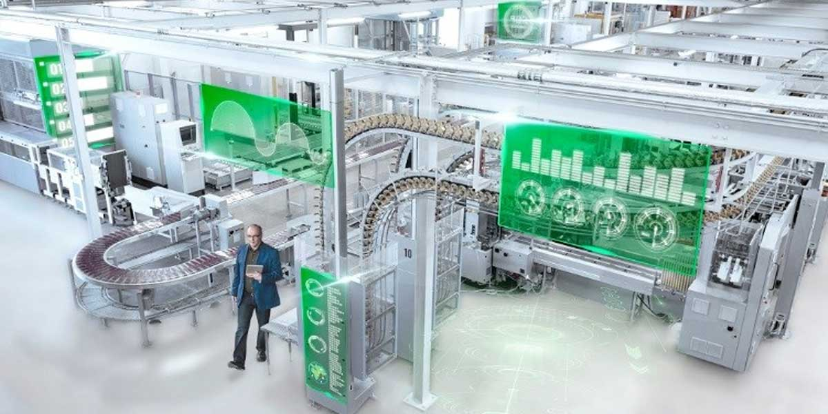 Schneider electric plant declared the factory of the future