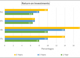 What RoI Can One Expect from REITs?