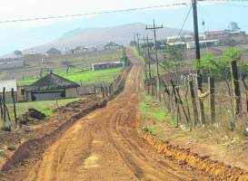 Plans have been laid to build rural roads spanning 125,000 km
