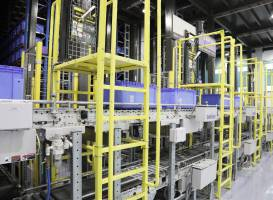 Improving prospects for automated handling equipment