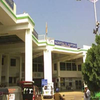 Agartala Airport terminal building to be ready by April