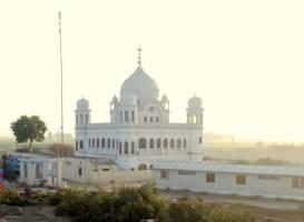 Infra work kicks off on Kartarpur corridor