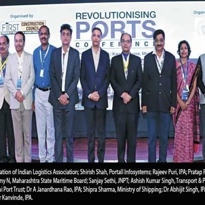 Revolutionising Ports Conference