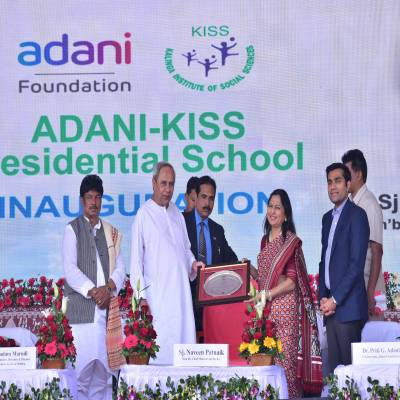 Adani-KISS Residential School brings cost free, quality education to tribal children