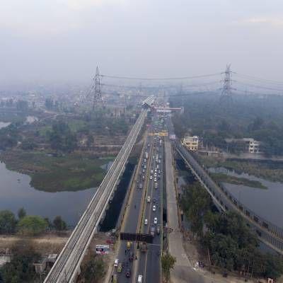 Investment opportunity of $575 bn in transport infra