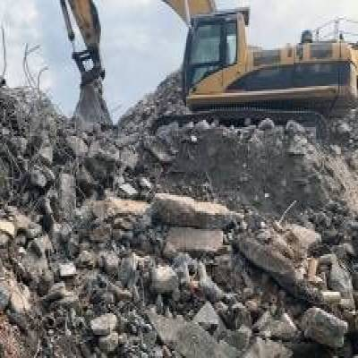 Urgent need for painstaking management of C&D waste