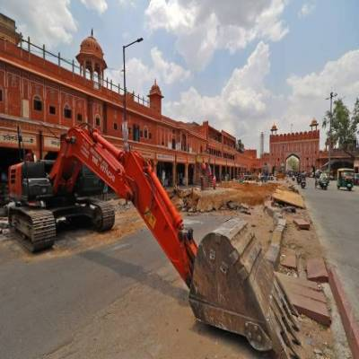 Smart city: Rajasthan ranks second in India in implementing projects