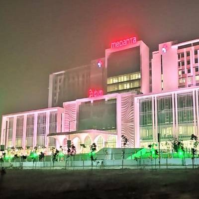 Tata Projects completes 1000-bed Medanta Hospital in Lucknow
