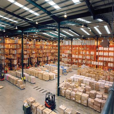 Logistics and manufacturing head for recovery