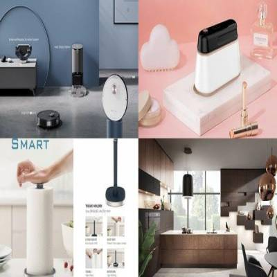 Smart tech products showcased at digital edition of Canton fair