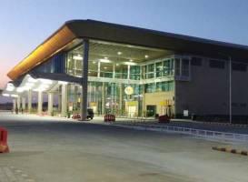 GRIHA 4-Star for Prayagraj Airport new terminal