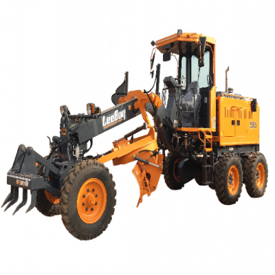 Leeboy India unveils new series of compact motor graders
