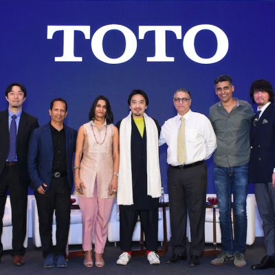 Toto India hosted the architect talk with Taro Muroi and Ar Tsuyoshi Tane