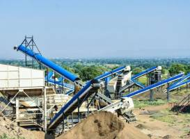 What size crushers are dominating the Indian market?