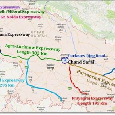 PM lays foundation stone for Bundelkhand Expressway