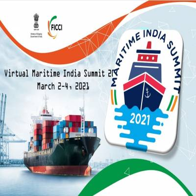 Maritime India Summit to be held virtually