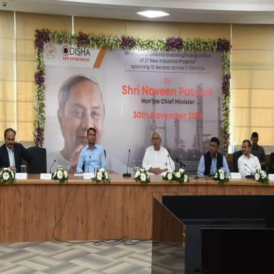 Government of Odisha launches Make in Odisha 2020