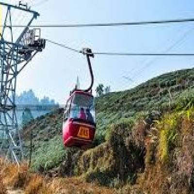 MbPT to soon begin construction of India's longest ropeway ride over sea